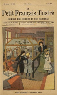 Le Petit Français Illustré, N° 232, 7 mai 1904, Collection Cité Internationale de la Bande Dessinée et de l'Image